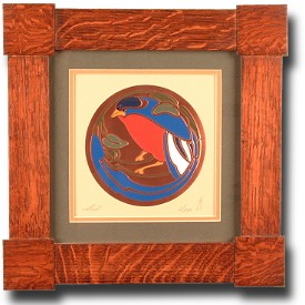 Mission Arts And Crafts Craftsman Stickley Picture Frames
