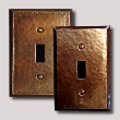 Copper Switch Plates