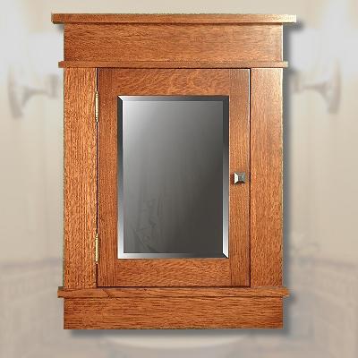 Edison Surface Mount Medicine Cabinet