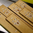 Onion Design Inlay Veneers for Settles VENEER2237