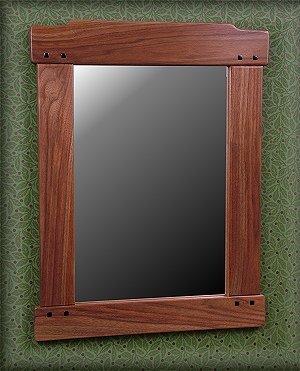 mission style bathroom mirror mission arts and crafts craftsman stickley house 19545