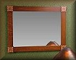 Fairlawn Inlaid Mirror Horizontal MAS209H