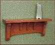 Benton Wall Shelf MAS131