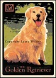 Golden Retriever Print LWDPGR
