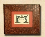 Mission, Arts and Crafts, Custom Picture frames, Stickley style Custom Frames