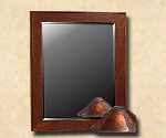 Mission, Arts and Crafts, Custom Mirrors, Stickley style Wall Mirrors