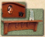 Mission, Arts and Crafts, Custom Shelves, Stickley, Craftsman Wall Shelves, Mantels