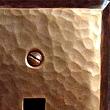 Copper Switch or Outlet Plate with Plain Face VMSPlatePlain